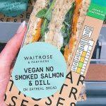 vegan no smoked slam 150x150 - Un sandwich au saumon fumé sans saumon fumé