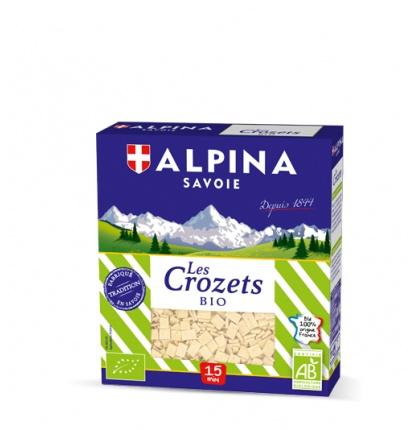 3d crozets bio 2 - Alpina Savoie, leader mondial des crozets !