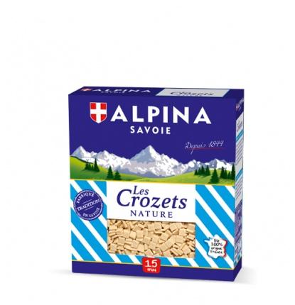 3d crozets nature 2 - Alpina Savoie, leader mondial des crozets !