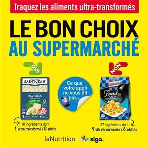 512OGwcFaIS - Le bon choix au supermarché