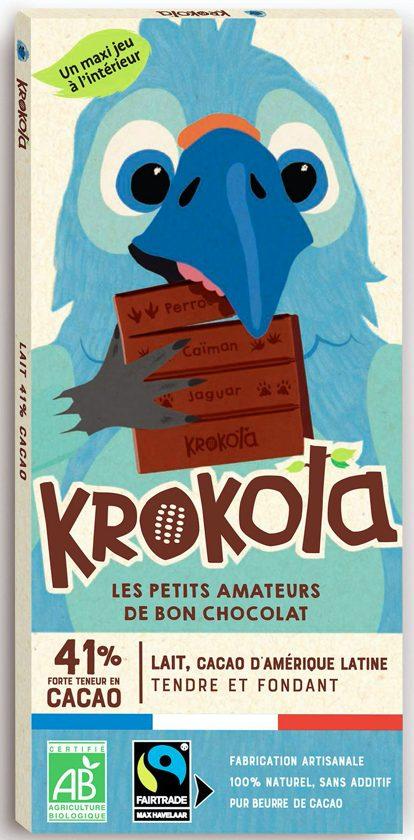 Capture decran 2021 05 10 a 09.24.55 - Krokola révolutionne le chocolat pour enfant