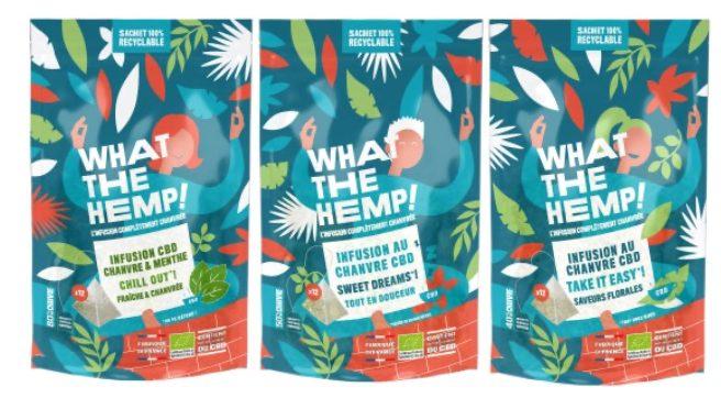 Capture decran 2021 05 18 a 10.23.24 - What the hemp sort de nouveaux produits au CBD bio