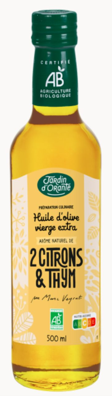 Capture decran 2021 05 21 a 10.05.38 - Jardin d'Orante sort des huiles d'olives aux saveurs estivales