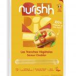 NURISHH TRANCHES CHEDDAR 10T 200g 150x150 - Bel lance Nurishh une gamme de fromages végétaux