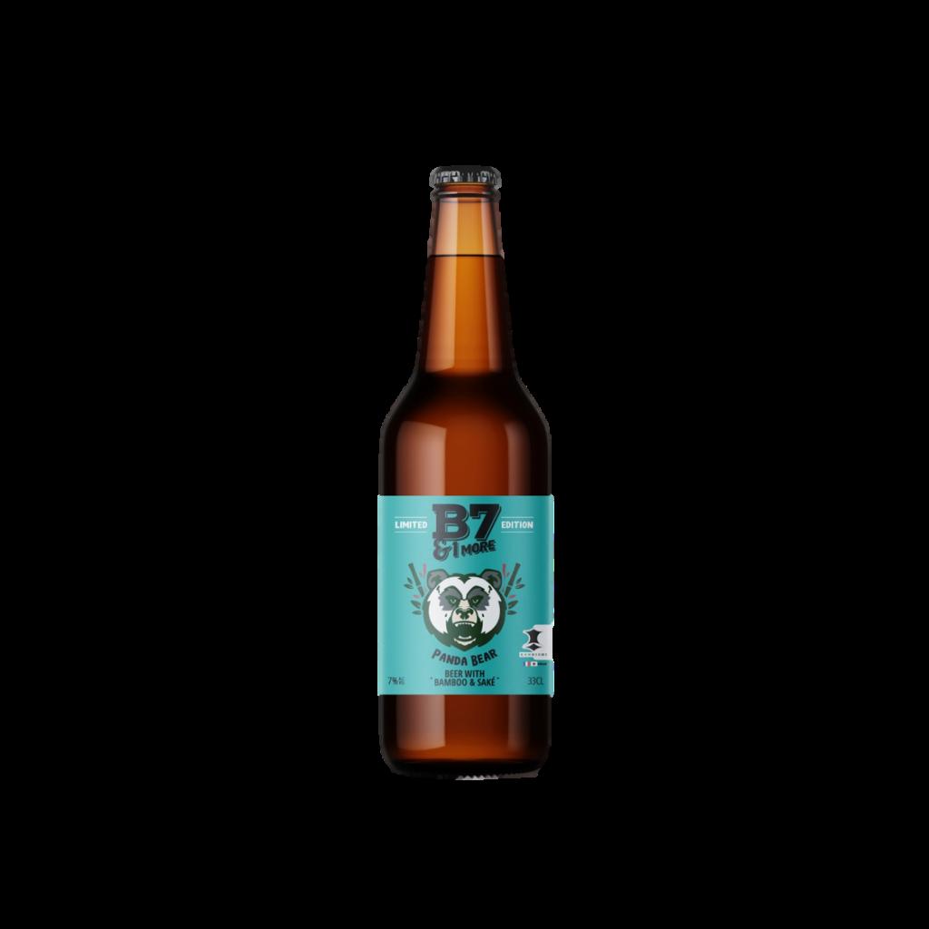Panda Bear 1024x1024 - Des bières artisanales engagées pour la défense des ours