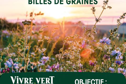 VV BDG affiche 480x320 - Participez à l'opération Billes de Graines de Vivre Vert
