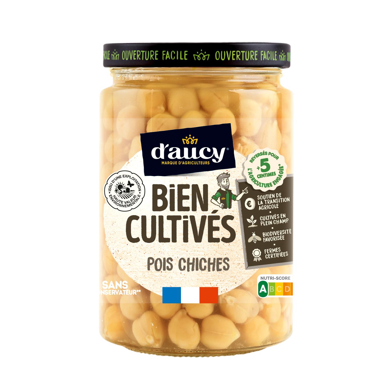 daucy01 - d'aucy lance la gamme BIEN CULTIVÉS