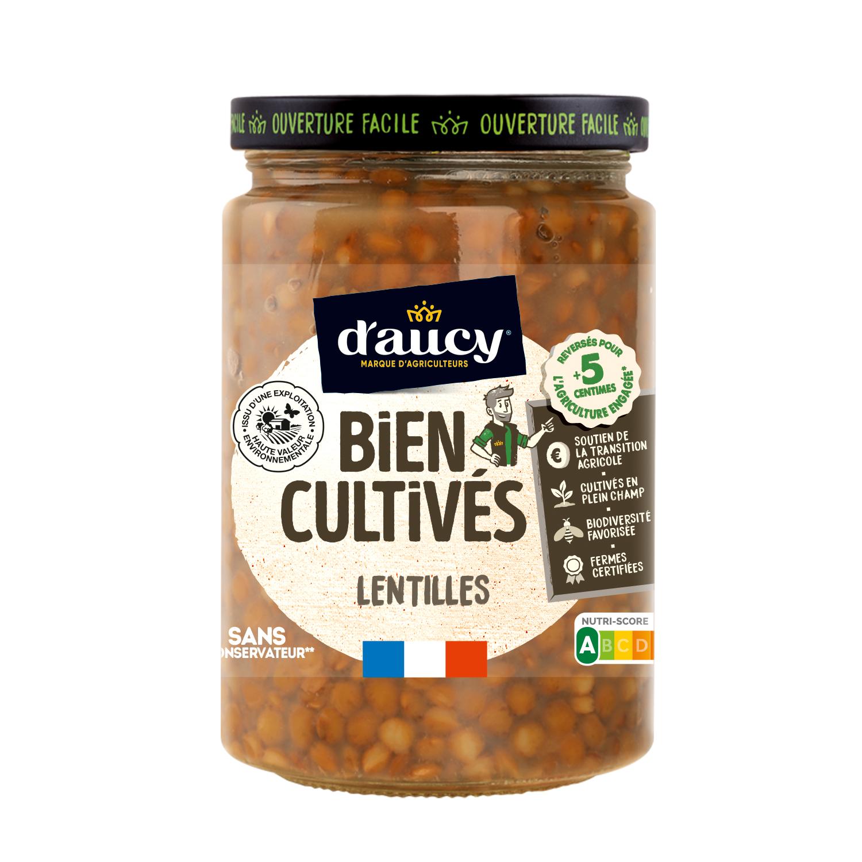 daucy2 - d'aucy lance la gamme BIEN CULTIVÉS