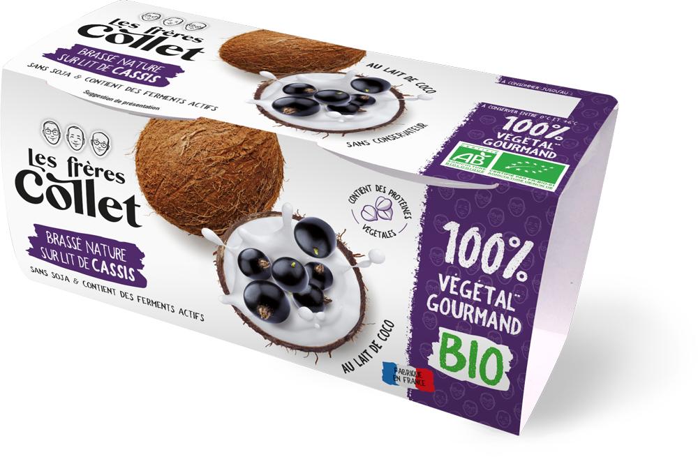 les freres collet 01 - Les frères Collet : 100% végétal, gourmand, onctueux et bio