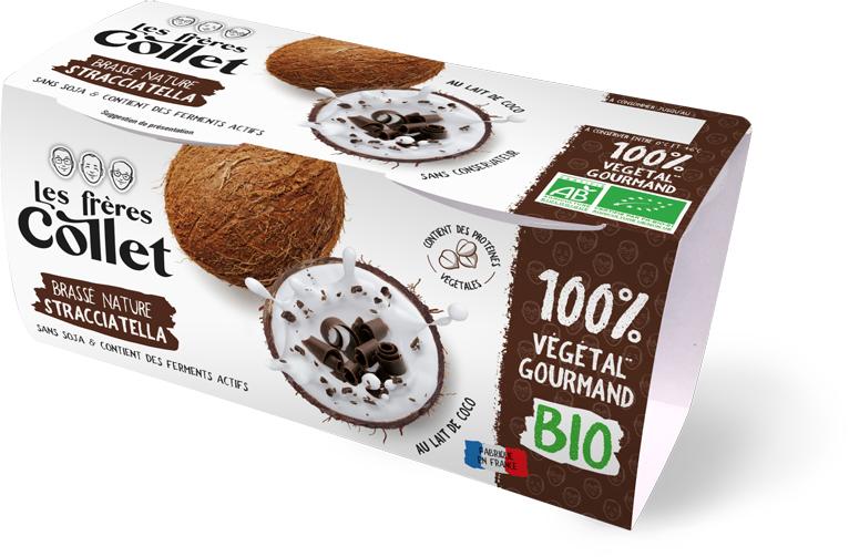 les freres collet 02 - Les frères Collet : 100% végétal, gourmand, onctueux et bio
