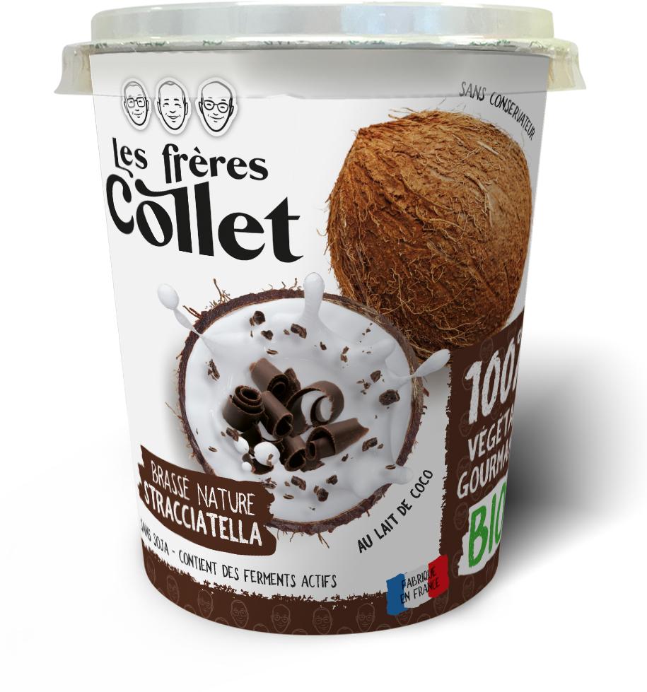 les freres collet 04 - Les frères Collet : 100% végétal, gourmand, onctueux et bio