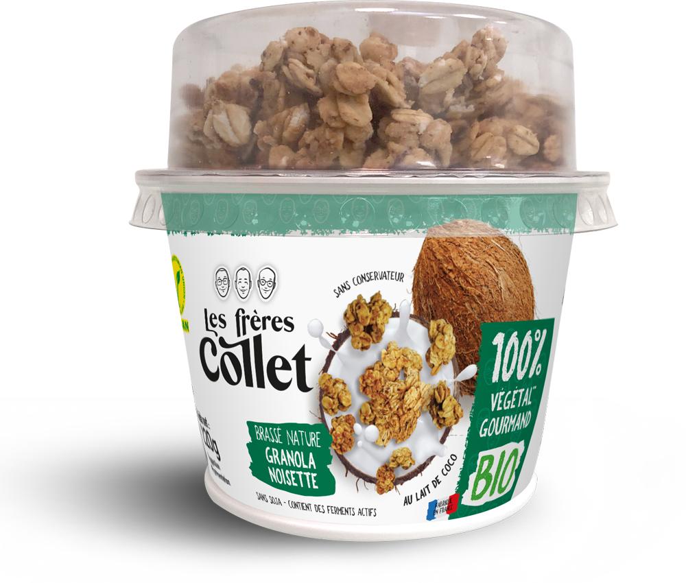 les freres collet 07 - Les frères Collet : 100% végétal, gourmand, onctueux et bio