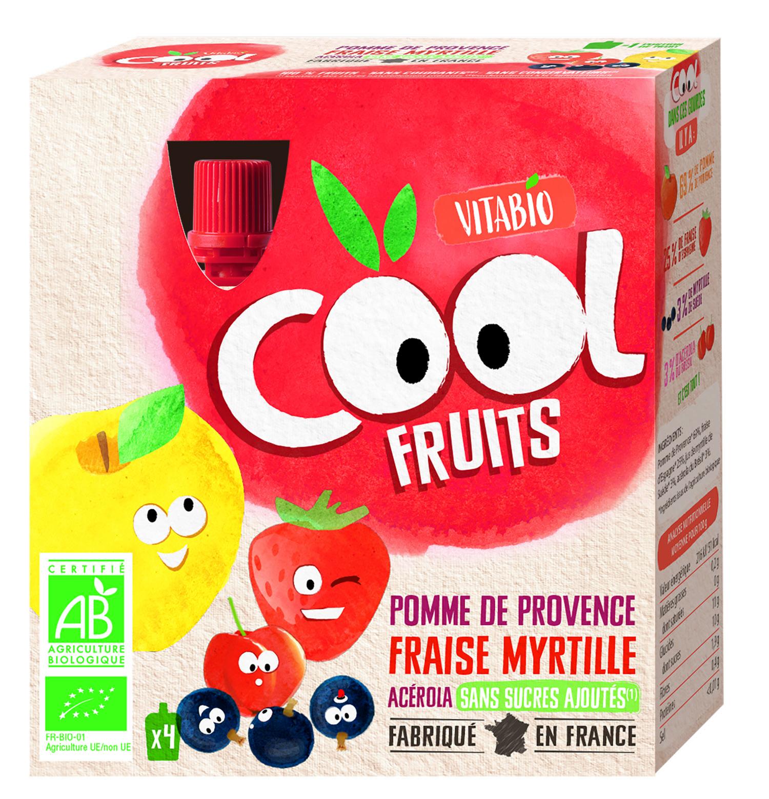 60014 24 - Les goûters de Vitabio Cool pour rafraîchir les enfants tout l'été