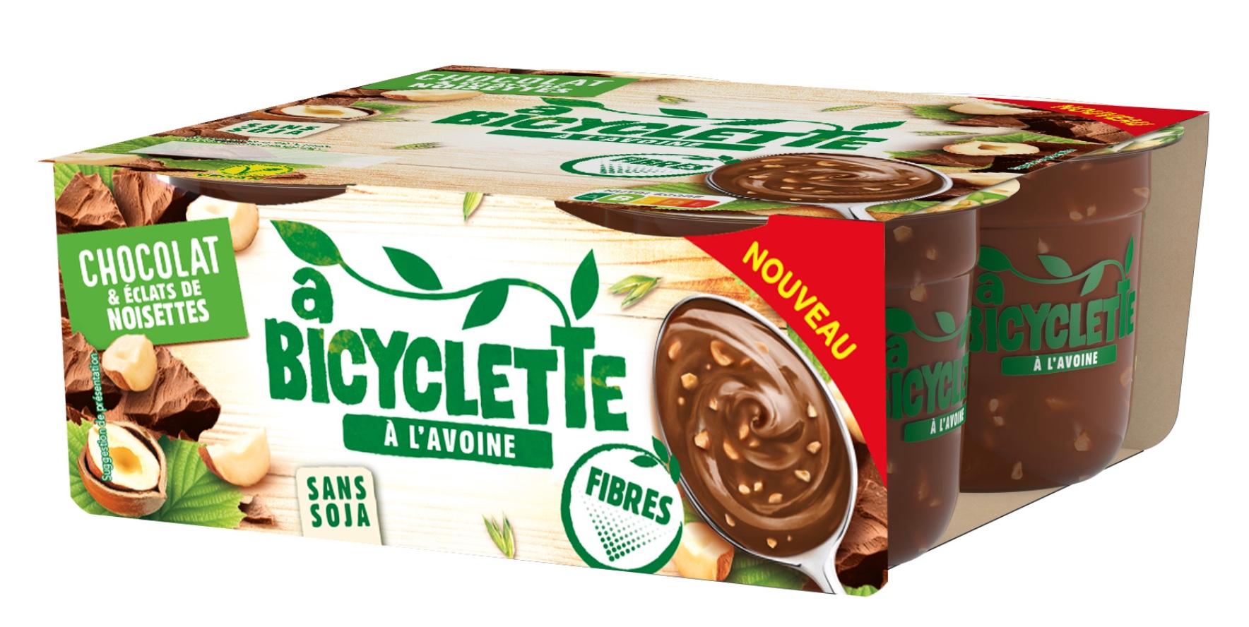Capture decran 2021 06 19 a 10.51.40 - A Bicyclette lance deux nouvelles recettes 100% végétales au chocolat