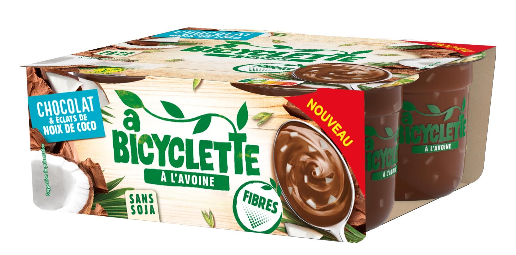 Capture decran 2021 06 19 a 10.51.46 - A Bicyclette lance deux nouvelles recettes 100% végétales au chocolat