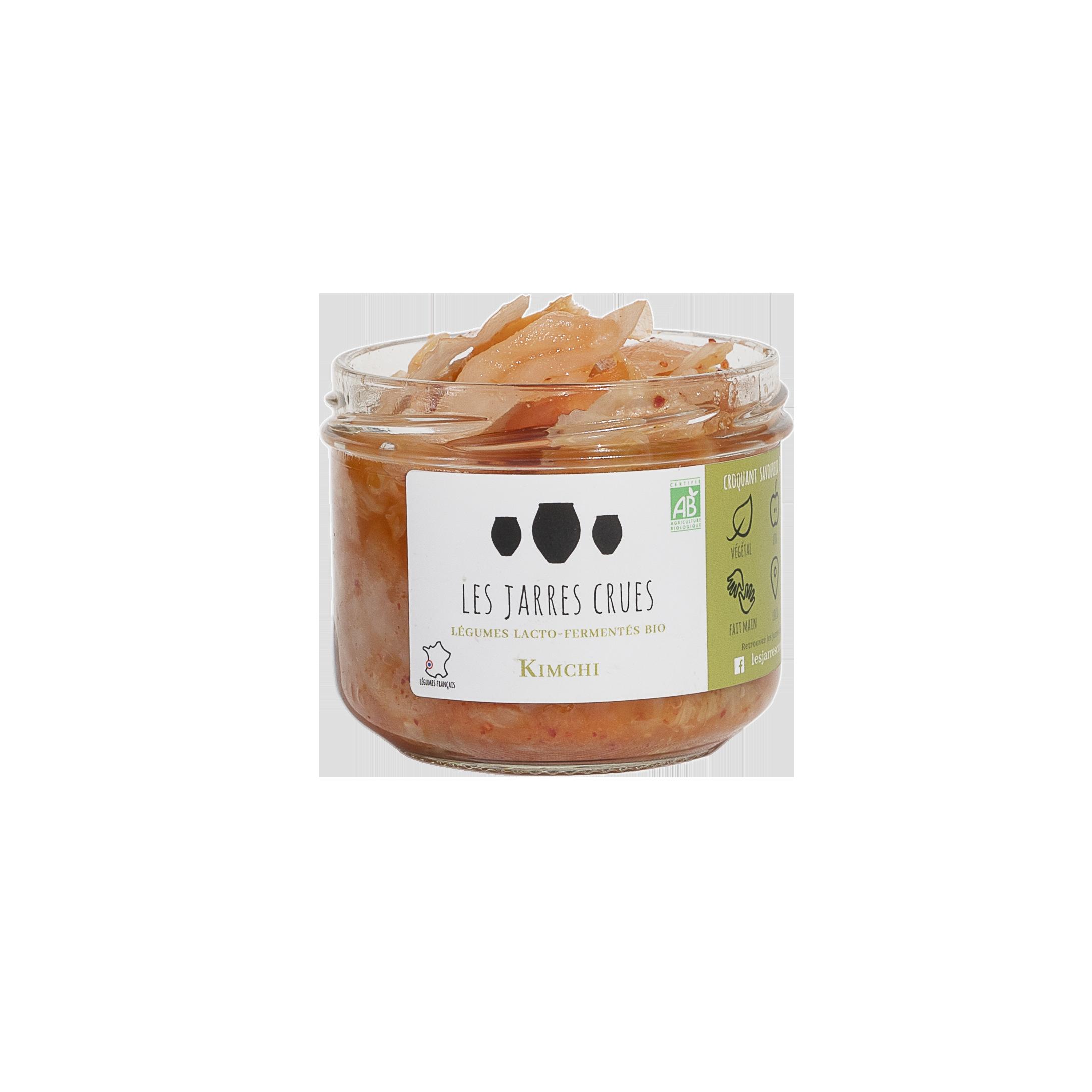 Kimchi2 - Les Jarres Crues lance un kimchi