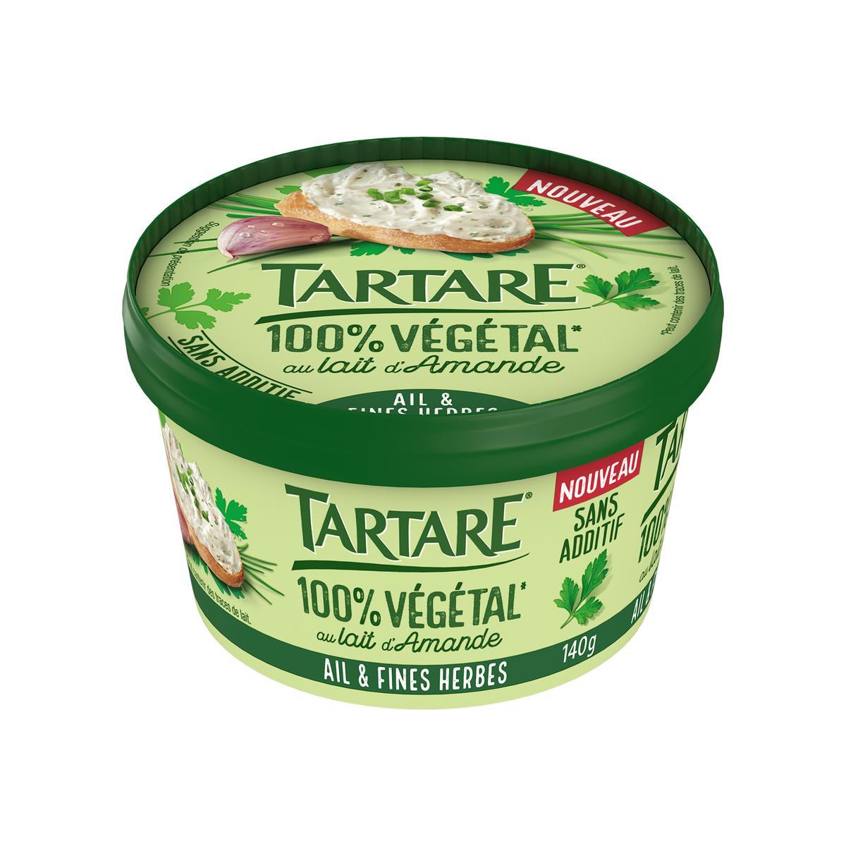 Pot Tartare - Tartare sort une recette 100% végétale