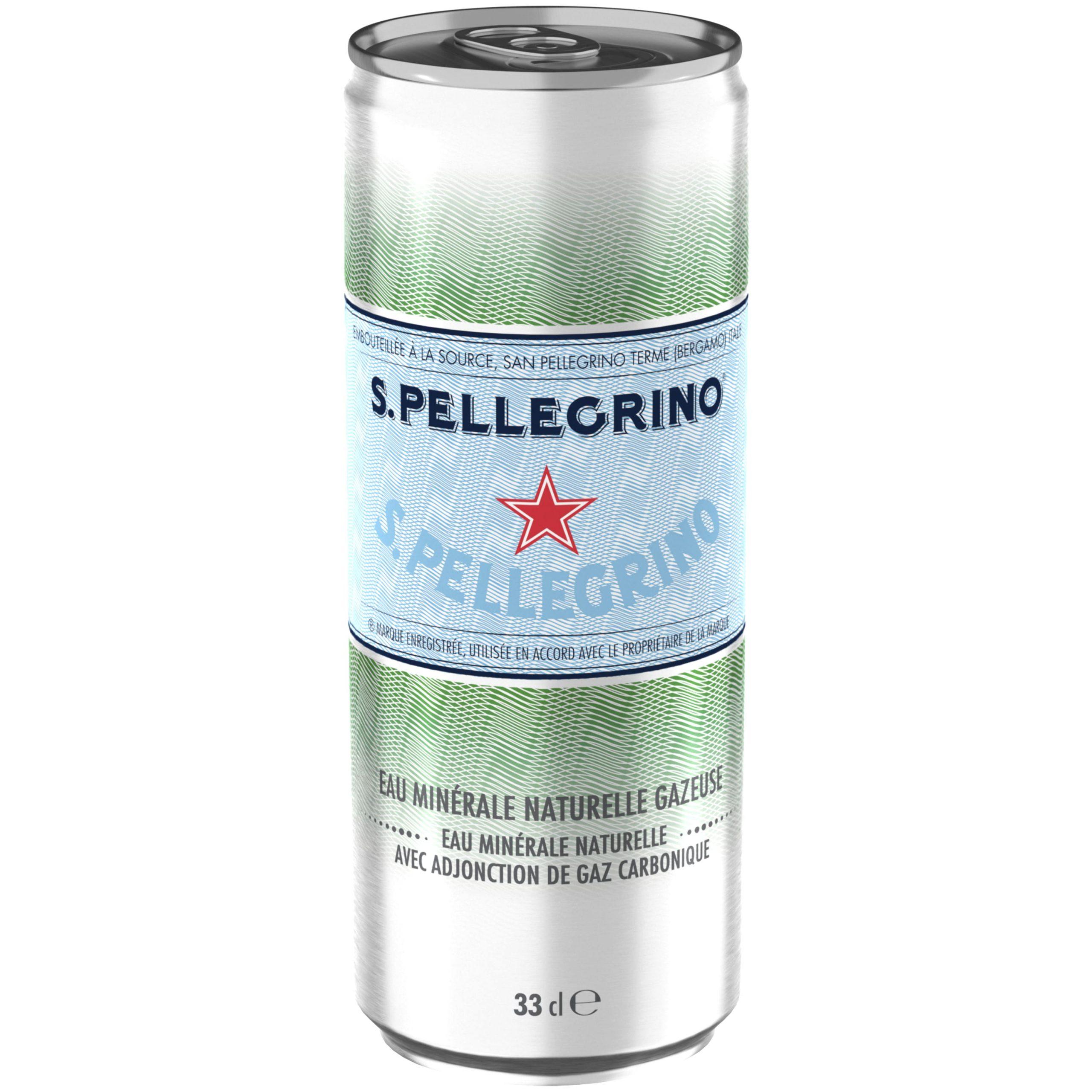 S.Pellegrino UC 33cl CAN FR HD 2 scaled - Les célèbres bulles italiennes dans une nouvelle canette design