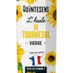 quintesens 150x150 - L'huile de tournesol vierge bio de Quintesens en emballage carton Tetra Pak