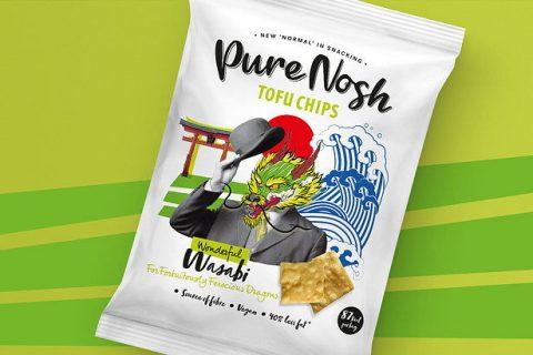 tofu chips 480x320 - Pure Nosh lance des chips de tofu