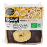 BROWNIES BANANE LA FABRIC SANS GLUTEN 150x150 - Brownies : 5 recettes bio et sans gluten pour des goûters réussis