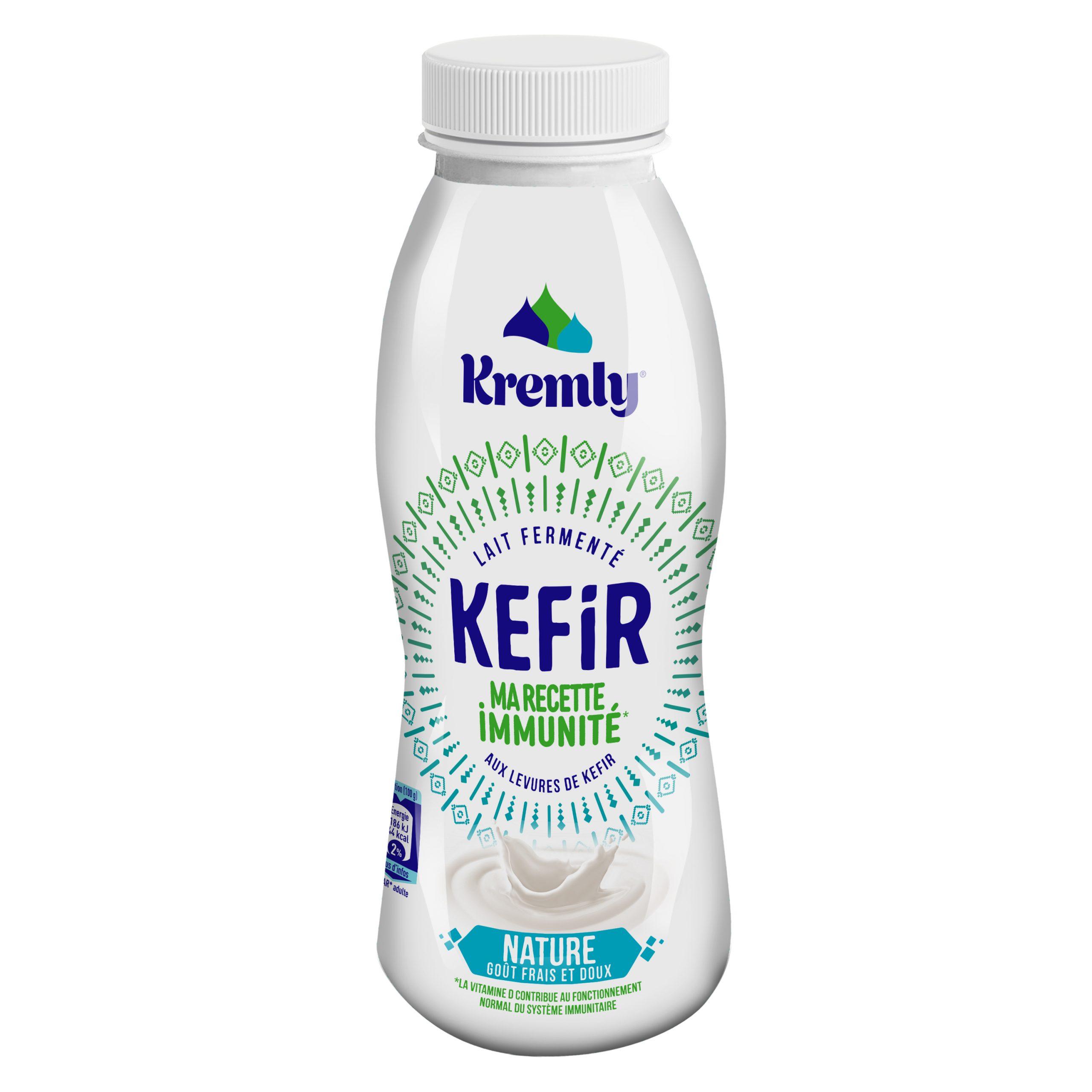 KEFIR KREMLY 500ml scaled - Le kéfir, une tradition millénaire plus que vivante