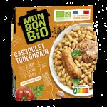 MBB Cassoulet Toulousain 300g pack 150x150 - Mon Bon Bio, c'est bon et c'est bio naturellement !