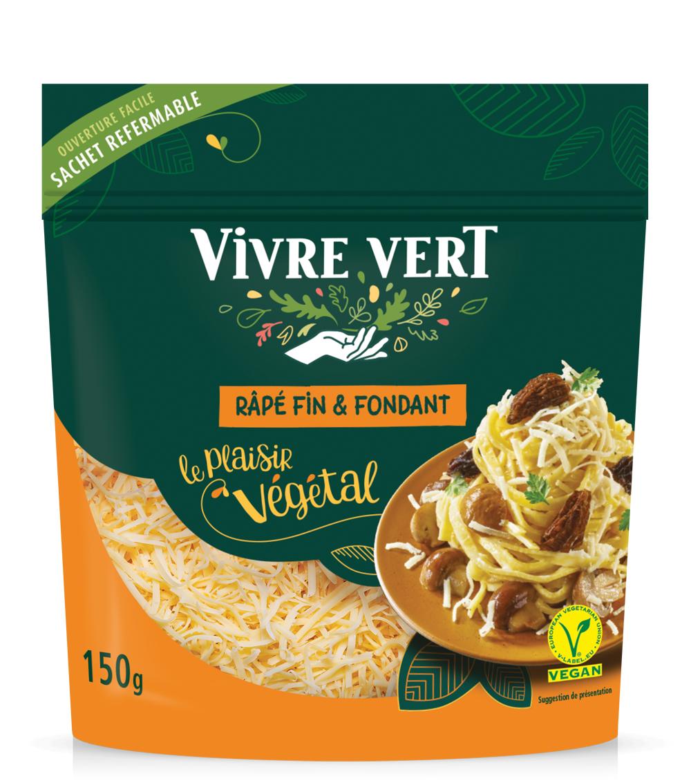 VV 3D rape - Vivre Vert, le végétal gourmand et engagé au rayon frais