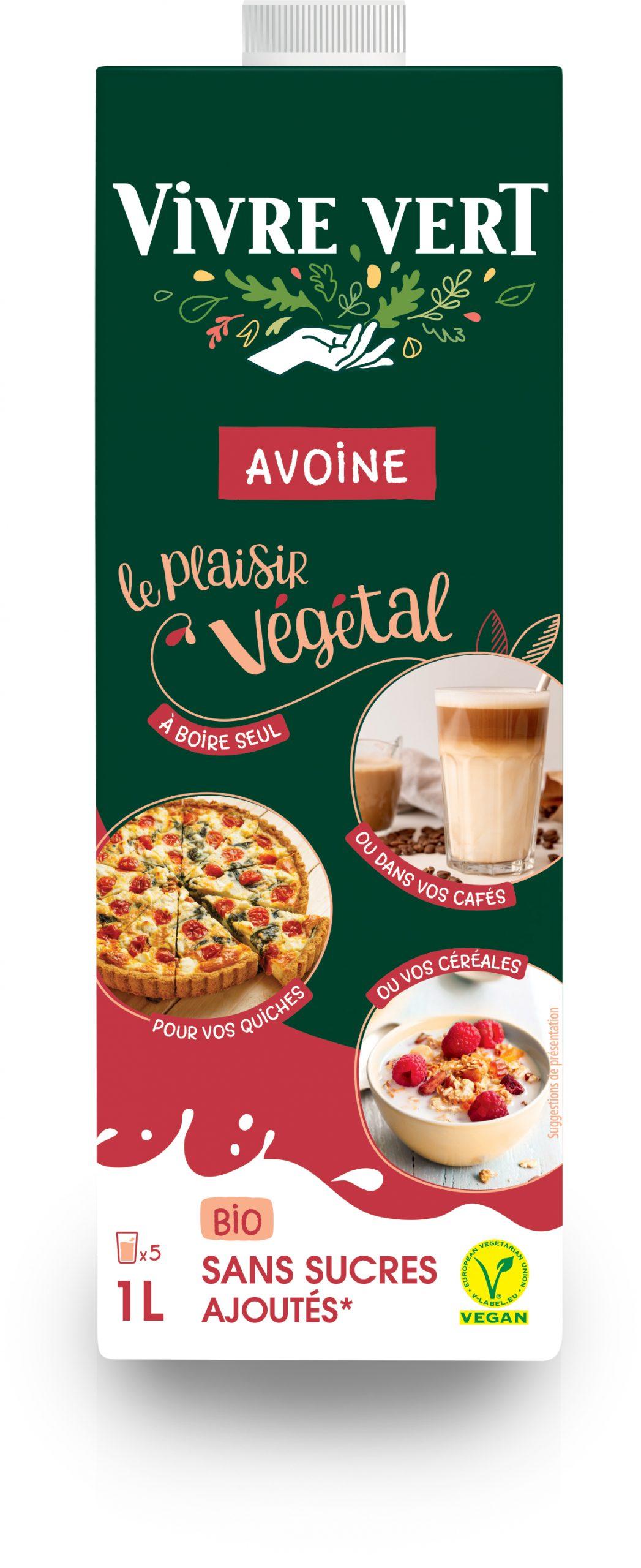 boissonavoine scaled - Vivre Vert, le végétal gourmand et engagé au rayon frais