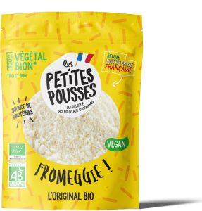 fromeggie 02 287x300 - Le Fromeggie, une alternative végétale au fromage