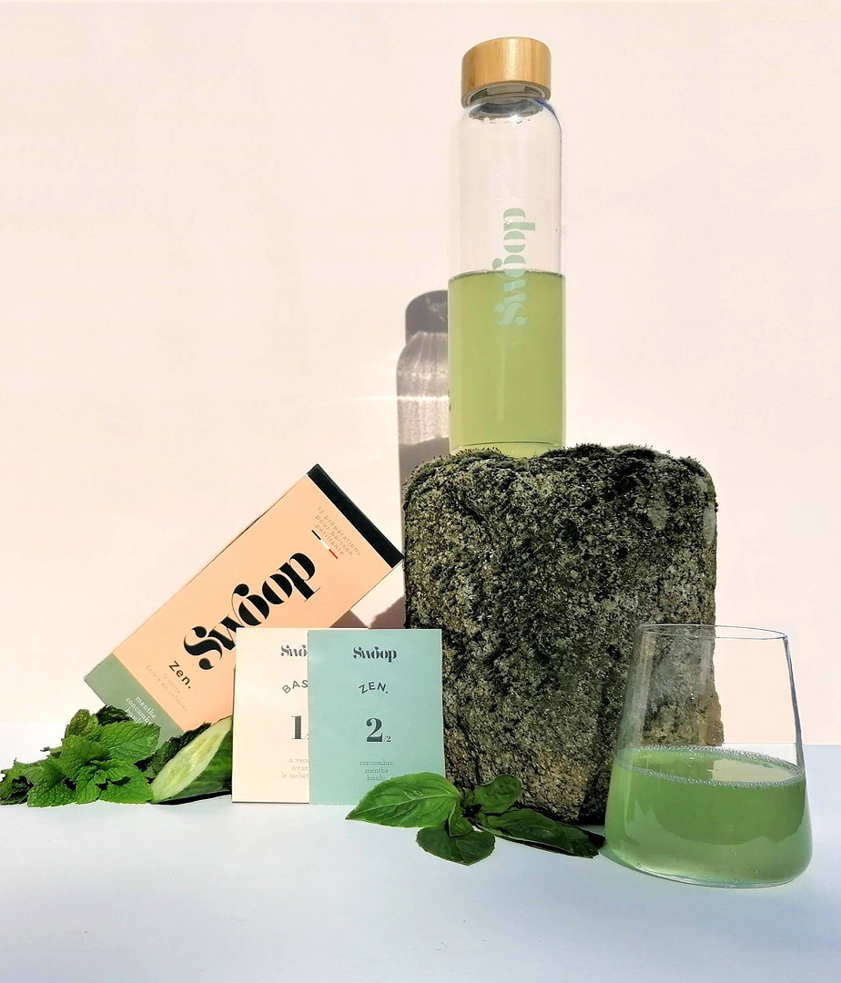 swoop03 - Swoop transforme l'eau du robinet en une boisson pétillante écologique et saine