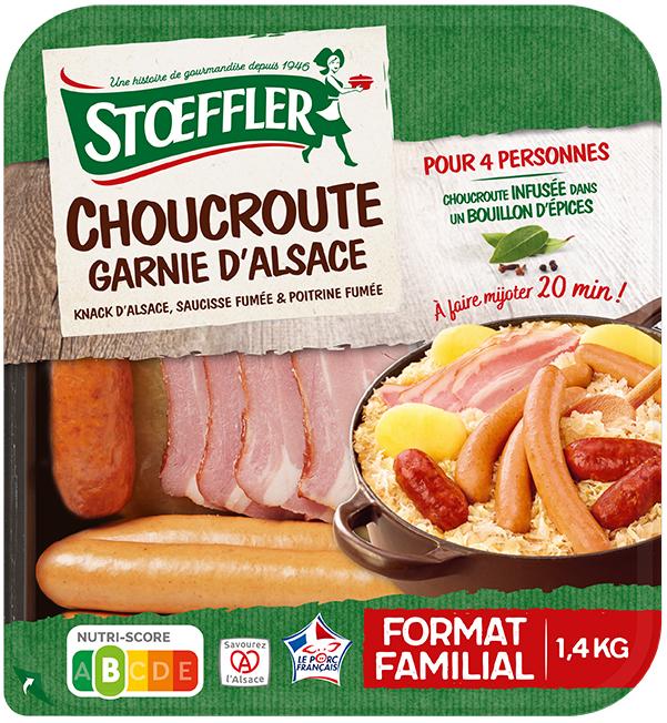 1694 Choucroute garnie dAlsace VPF VBF 1400g CMJN BD JPEG - Stoeffler modernise son offre de choucroute garnie