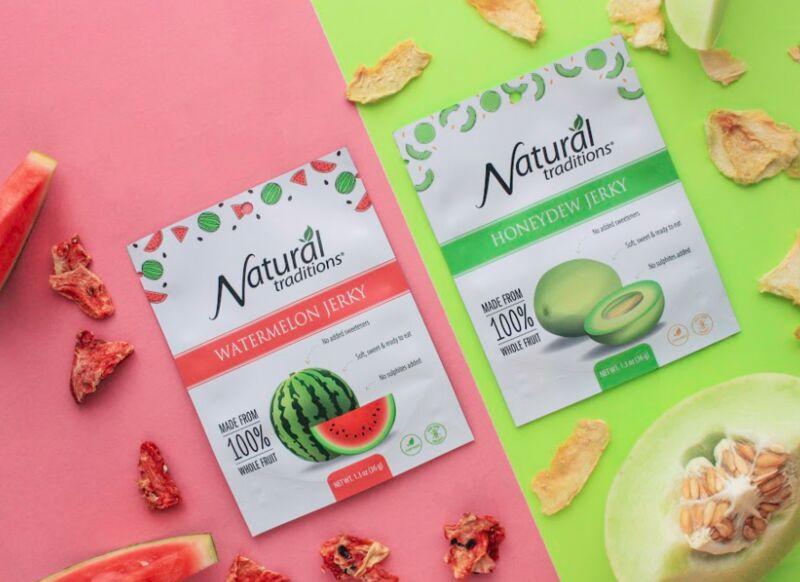 455125 6 800 - Un en-cas aux fruits séchés sans additifs