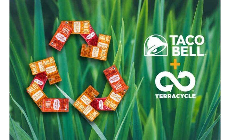 460324 1 800 - Taco Bell et TerraCycle s'associent pour recycler davantage