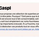 """Capture decran 2021 09 06 a 21.01.26 150x150 - La Fourche lance son offre """"anti-gaspi"""" pour lutter contre le gaspillage alimentaire"""