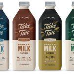 barley milk 150x150 - Take Two Foods lance son lait à base d'orge
