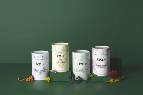 biodegradable tea 480x320 - Tease : les thés 100 % biodégradables