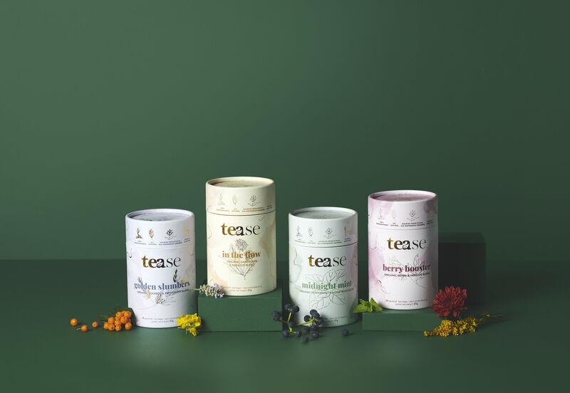 biodegradable tea - Tease : les thés 100 % biodégradables