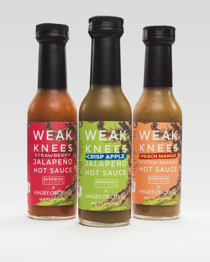 bushwick kitchen angry orchard - Des sauces piquantes inspirées de cidres bruts