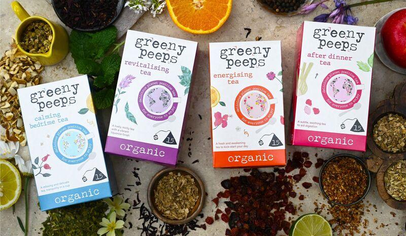 carbon negative tea - Une gamme de thés et infusions au bilan carbone négatif
