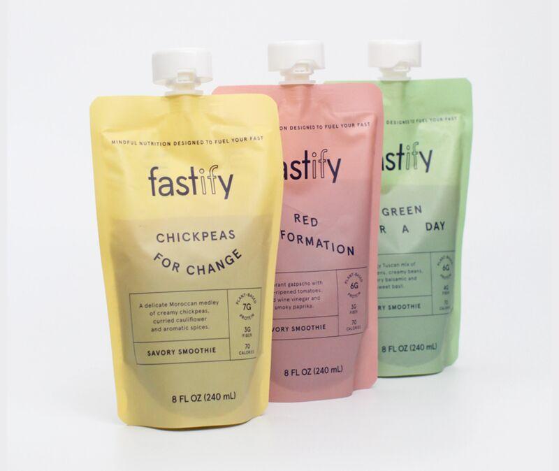 food smash - Fastify et sa gamme de produits qui aide à la gestion de la faim