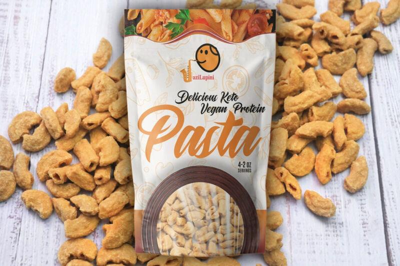 grainfree pasta - Des pâtes sans blé et à base de farine de lupin