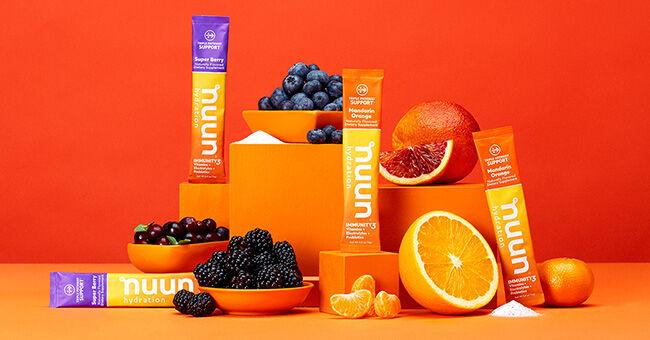 nuun - Nuun lance sa gamme de poudre renforçant le système immunitaire