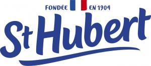 st hubert logo 300x132 - St Hubert lance ses deux produits 100 % végétaux