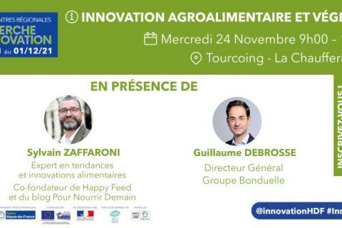 """1634630433813 480x320 - Participation à l'évènement """"Innovation agroalimentaire et végétale"""" - Rencontres régionales Recherche et Innovation Hauts-de-France"""