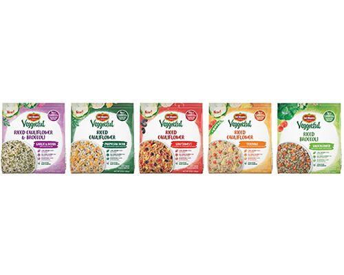 461439 1 800 - Del Monte lance son riz aux légumes pour les végétariens