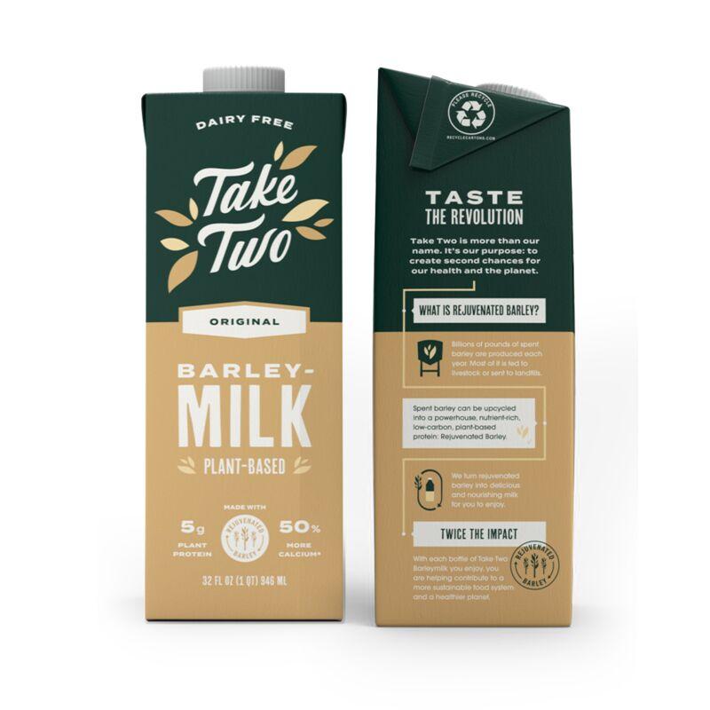 461683 2 800 - Une alternative au lait respectueuse de l'environnement