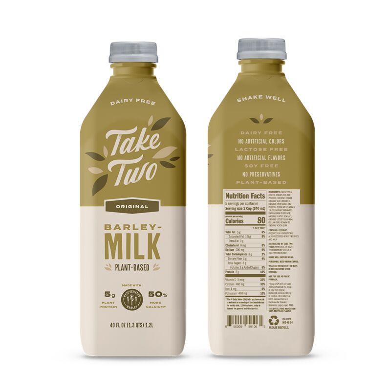 461683 3 800 - Une alternative au lait respectueuse de l'environnement