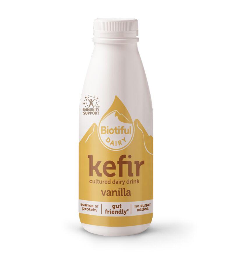 biotiful - Biotiful Dairy propose des boissons diététiques à base de kéfir