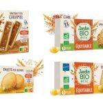 biscuits equitables JBE 150x150 - Jardin Bio Etic : le bio équitable